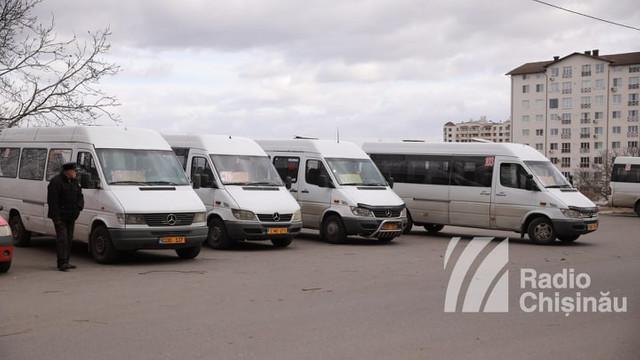 Transportatorii din Chișinău anunță că vor continua să se afle în grevă