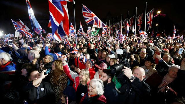 Regatul Unit al Marii Britanii și Irlandei de Nord a ieșit oficial din Uniunea Europeană