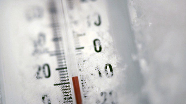 Temperaturile scad cu 5-7 grade Celsius