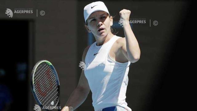 Tenis: Simona Halep a urcat pe locul al doilea în clasamentul WTA; Sofia Kenin, pe 7