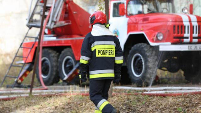 Explozie într-un apartament la etajul șapte, în sectorul Râșcani. O persoană a murit