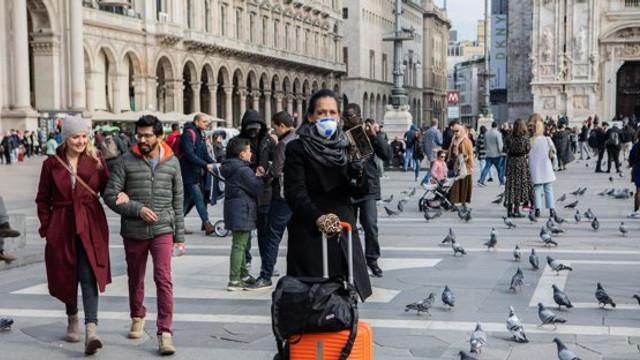 Primul caz de coronavirus confirmat în sudul Italiei. Turista şi grupul din care face parte au intrat în carantină
