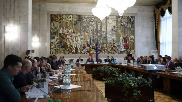 La Chișinău au fost discutate posibilitățile dezvoltării sistemelor de irigare