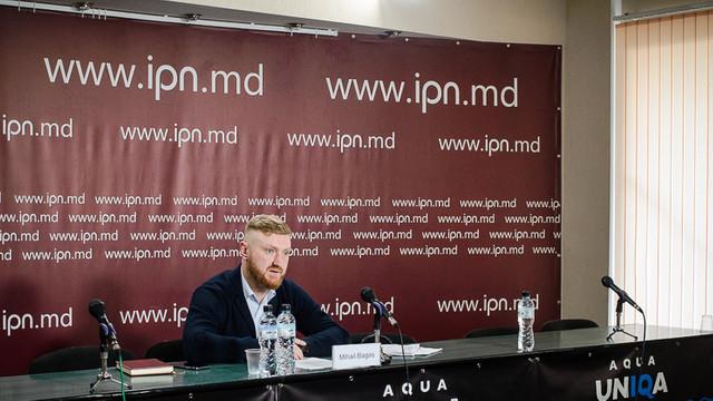Mihail Bagas, despre plecarea de la Autosalubritate și problemele din domeniu