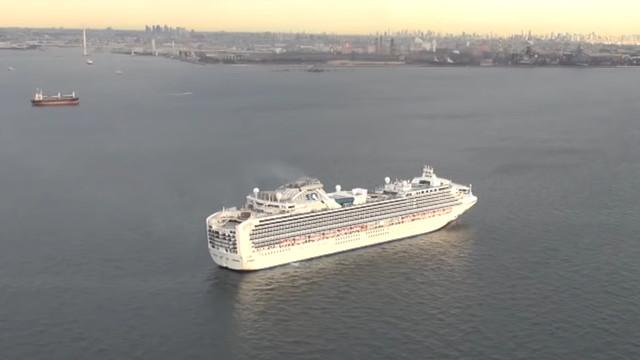 O navă de croazieră din Japonia, cu 3.700 de persoane la bord, este în carantină din cauza coronavirusului