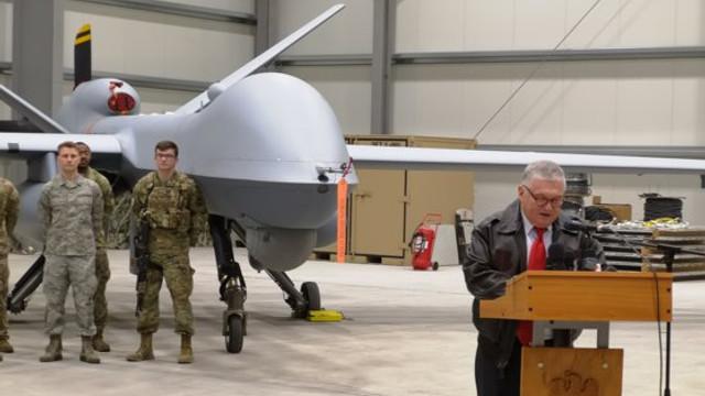 Drona americană MQ-9 Reaper în România. Ambasadorul SUA: Regiunea - mai volatilă ca urmare a agresiunii crescute a Rusiei: în Transnistria, în Crimeea, în Donbas și în Marea Neagră