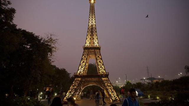 Turnul Eiffel, închis din cauza grevei împotriva reformei sistemului de pensii
