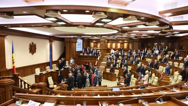 După o pauză de aproape două ore, Vlad Bătrâncea a propus încheierea ședinței Legislativului