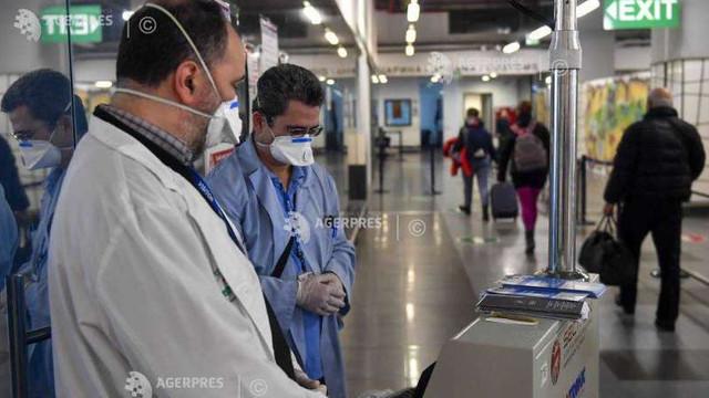 Coronavirus - Danemarca și Estonia anunță primele cazuri de contaminare