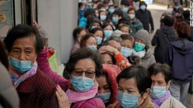 Primul deces cauzat de coronavirus, raportat în Hong Kong