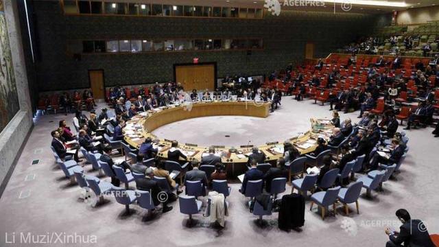 Siria: Reuniune de urgență a Consiliului de Securitate al ONU