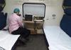 VIDEO | Spitale pe şine. Cum se transformă trenurile în spitale de carantină pentru bolnavii de COVID-19