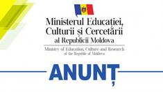 Ministerul Educației suspendă înscrierea copiilor în clasa I pentru anul de studii 2020-2021