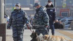 COVID-19 | Rusia își închide granițele
