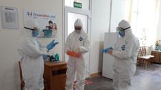 35 de lucrători medicali sunt infectați cu COVID-19 în R.Moldova