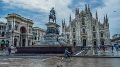 VIDEO | Imagini nemaiîntâlnite. Cum arată străzile din Milano (COVID-19)