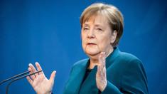 Declarațiile cancelarului Angela Merkel referitor la situația privind COVID-19 în Germania