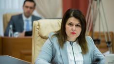 Vicepremierul Cristina Lesnic a cerut OSCE să se implice în asigurarea accesului medicilor în localitățile din Zona de Securitate