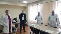 Cum arată ecranele de protecție pentru personalul medical, produse de studenți de la UTM și USMF