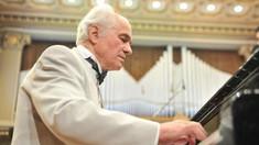 """Compozitorul Eugen Doga: """"2020 a fost un al marilor încercări"""""""