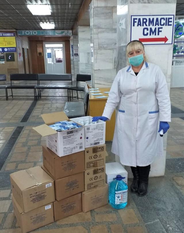Elveția donează măști, mănuși și dezinfectați instituțiilor medicale din zece raioane ale R.Moldova