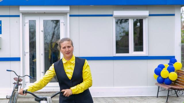Poștașii, însoțiți de un polițist, vor duce pensiile la domiciliu
