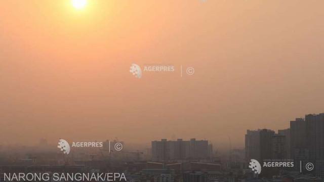 STUDIU   Poluarea aerului provoacă 8,8 milioane de decese premature în fiecare an