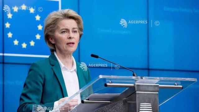 Coronavirus: Von der Leyen speră că un vaccin va fi disponibil 'înainte de toamnă'