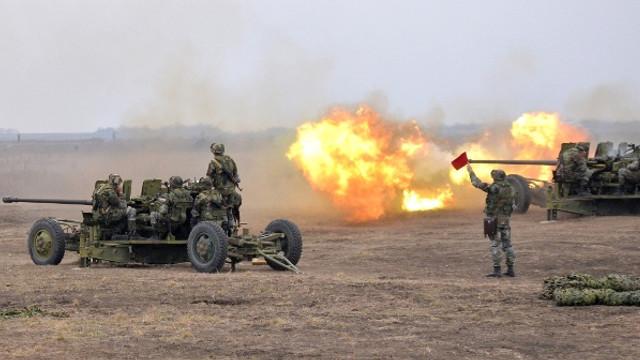 "VIDEO/FOTO | Exercițiul militar ""Orizont"", desfășurat la Bulboaca"