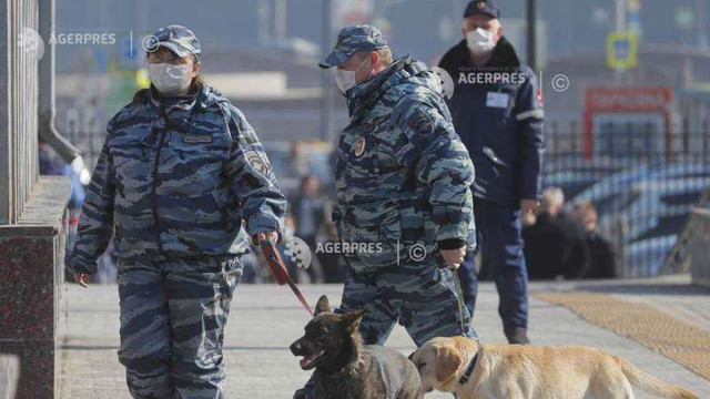 COVID-19   Rusia își închide granițele
