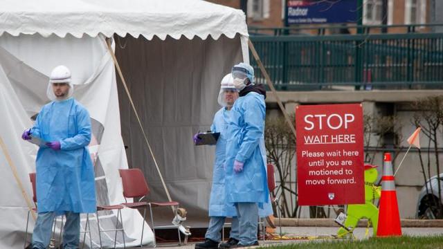 Bilanțul pandemiei de coronavirus în SUA: 150 de morți și peste 10.000 de cazuri