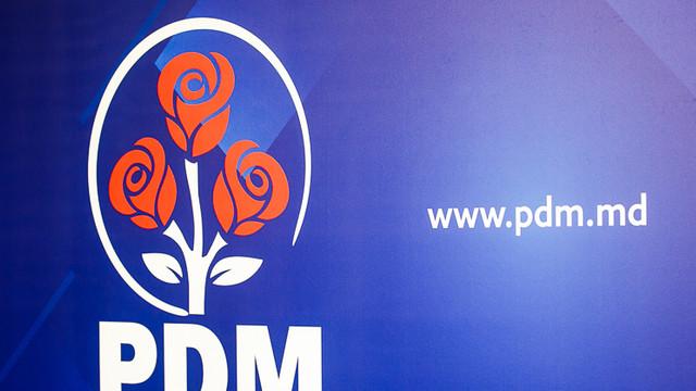 PDM: Din start era clar că resetarea partidului va întâmpina rezistență