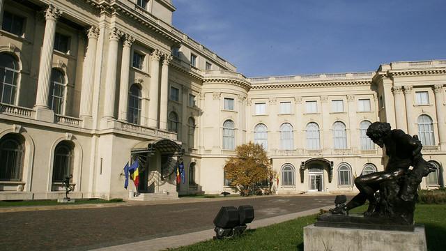 Muzeul Național de Artă al României vine cu o metodă inedită de a raspândi recomandările pentru prevenirea infectărilor, prin patrimoniul propriu