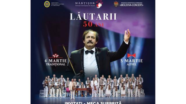 """Orchestra de muzică populară """"Lăutarii"""" va prezenta un spectacol aniversar la Palatul Național"""
