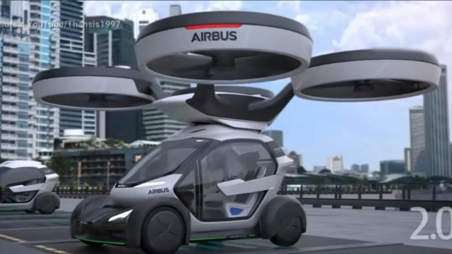 VIDEO | Cum va arăta lumea peste 30 de ani? Schimbări uriașe în transporturi (DIGI24.ro)