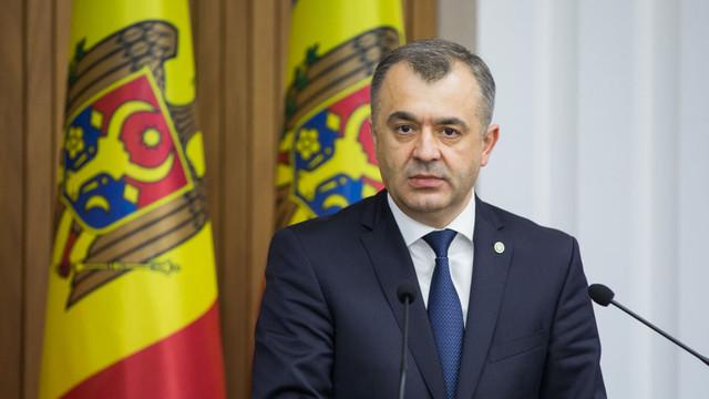 Ion Chicu: Angajații trebuie să rămână acasă. Nu circulați prin Republică, nu vă duceți în sate!