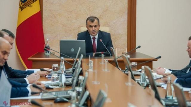 Numiri și demisii la ședința de astăzi de la Guvern