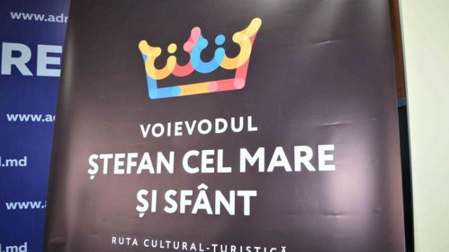 """Ruta cultural-turistică R.Moldova–România """"Voievodul Ștefan cel Mare și Sfânt"""", prezentată la Bălți"""