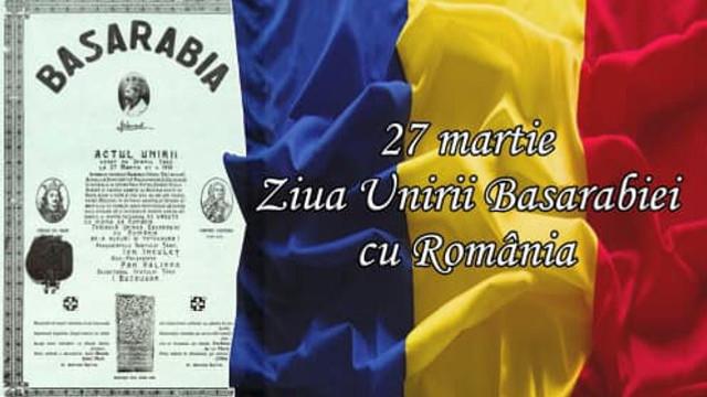 Liderii politici unioniști felicită online românii la aniversarea a 102 ani de la Unirea Basarabiei cu România