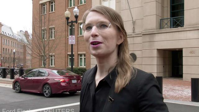 Fosta informatoare a WikiLeaks Chelsea Manning a fost eliberată din închisoare