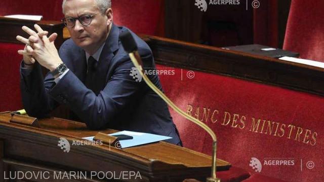 Coronavirus: Dacă UE va lăsa Italia să se prăbușească, Europa nu-și va mai reveni (ministrul francez de finanțe)