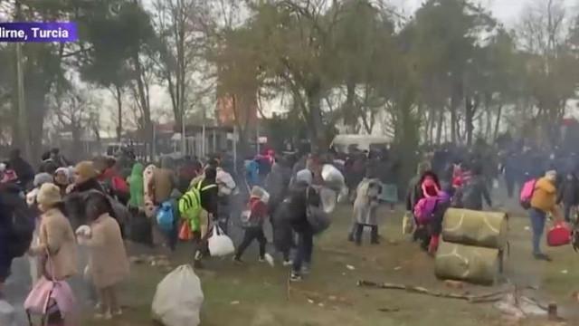 Ședință de urgență a Guvernului Greciei: Nicio cerere nouă de azil nu va mai fi acceptată timp de o lună