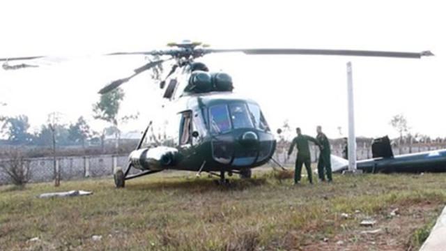 Un elicopter militar cu diplomați s-a prăbușit în Asia