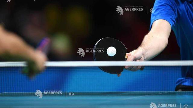 Tenis de masă | România şi-a asigurat trei medalii la dublu la Europenele Under-21