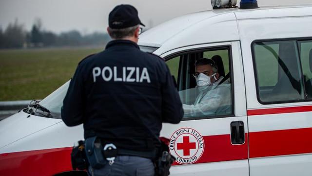 16 milioane de oameni în carantină obligatorie. Italia își riscă economia în încercarea de a opri răspândirea virusului