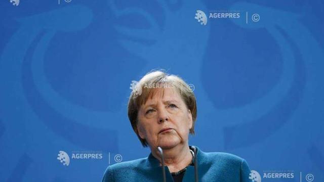 Angela Merkel, nou rezultat negativ la testul de COVID-19. Rezultat pozitiv pentru vicepremierul spaniol, Carmen Calvo