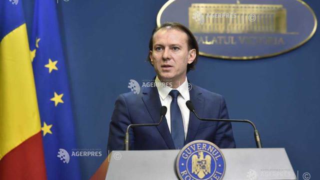 Florin Cîțu: România este în proces de selecție la nivel european pentru a produce vaccinuri anti-COVID-19