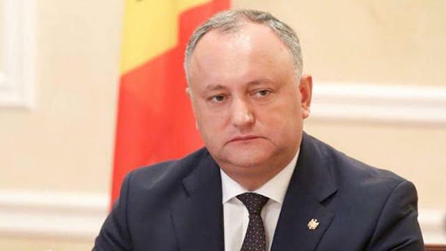 """Igor Dodon continuă să pună la îndoială ajutorul financiar oferit R.Moldova de UE în lupta cu COVID-19. """"Unde-s banii?"""""""