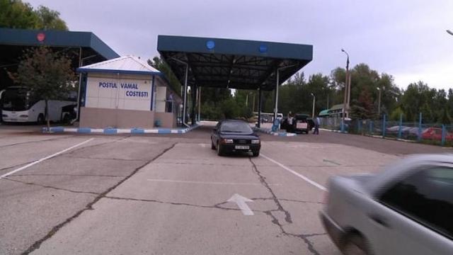 R.Moldova închide încă două puncte de trecere a frontierei