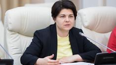 Ce spune Natalia Gavriliță despre nominalizarea sa la funcția de premier al R.Moldova